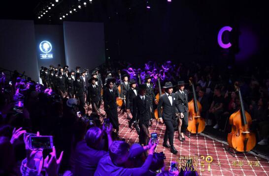 【電影時裝】复古之旅 2021春夏上海时装周完美收官