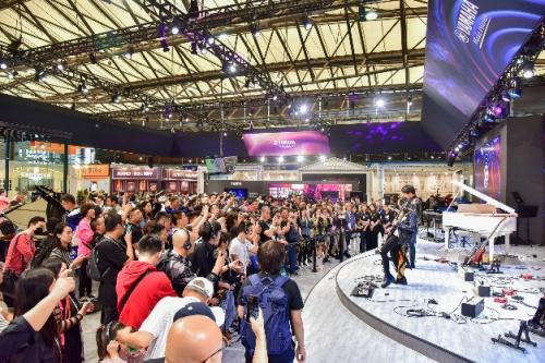 激昂旋律燃情开启,2020中国(上海)国际乐器展十月揭幕