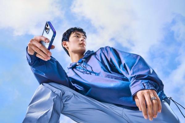 """新品上市!决色防摔小彩壳×iPhone 12开启手机""""防内伤""""时代"""