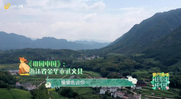《田园中国》浙江省武义县:耶果外语对歌遭罚酒 吴思嘉婚服登场
