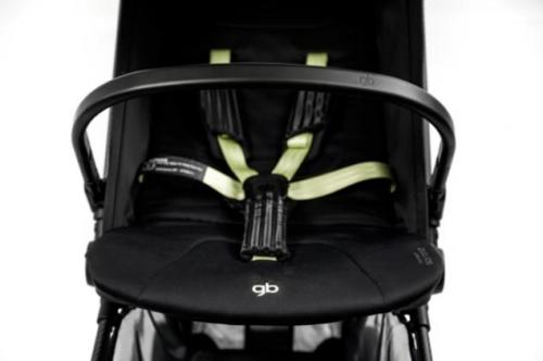 好孩子FYN飞羽 首个荣获日本G-Mark BEST 100设计奖的婴儿车类产品