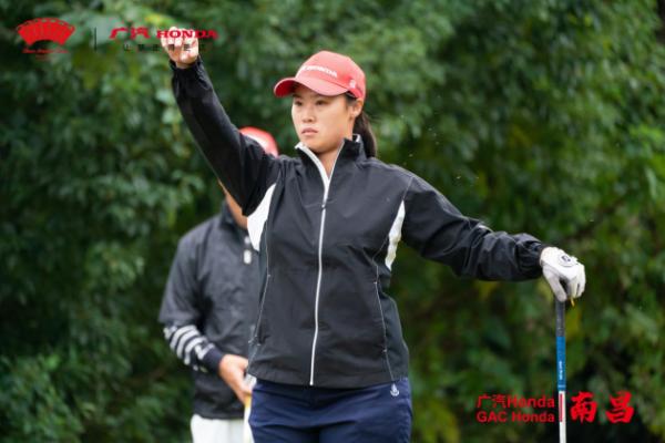 秋水共长天一色,广汽Honda·2020中国业余公开赛系列赛·南昌 今日开杆