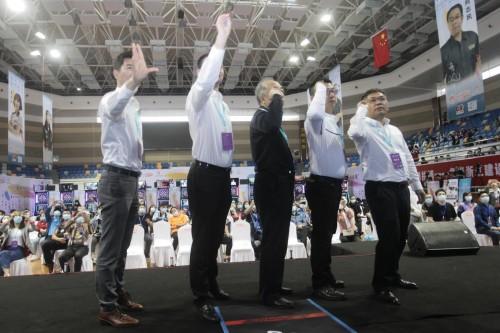 2020中国飞镖公开赛(舟山站)暨世界职业飞镖锦标赛中国选拔赛在浙江舟山正式拉开战幕