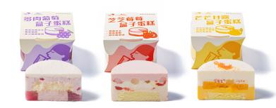 神仙联名!诺心×喜茶,灵感蛋糕盒子来了!