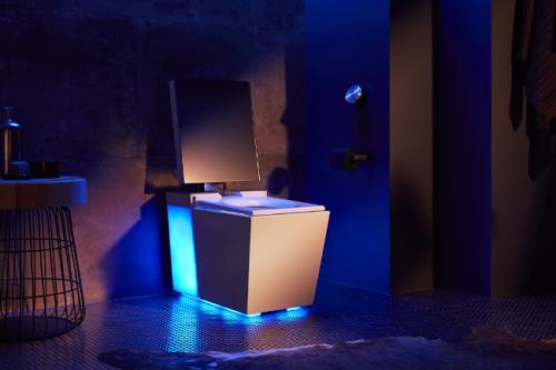 斩获2020德国iF设计奖及CES创新奖,科勒全新纽密2.0智能座便器来了!