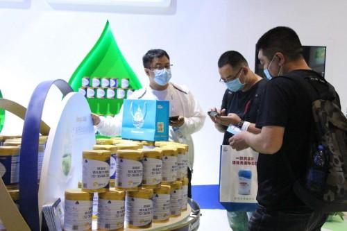 2020上海CBME孕婴展亮点直击丨新零售品牌可瑞乐引爆全场!