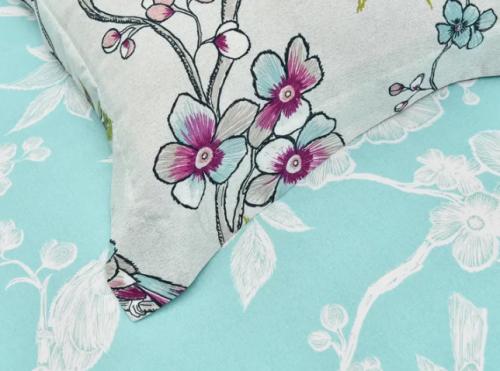 金秋十月 你需要贴着天丝™品牌纤维织造的床品睡个美容觉