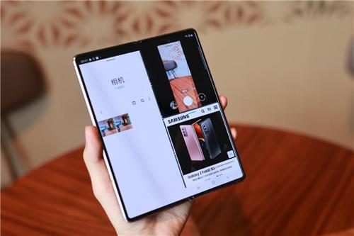 日渐加快的生活节奏 让三星Galaxy Z Fold2 5G帮你轻松应对
