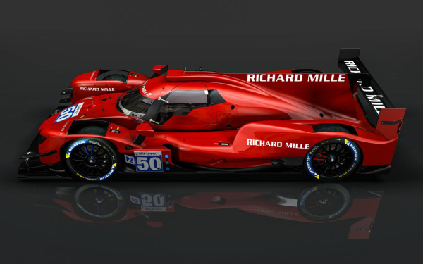 RICHARD MILLE里查德米尔车队的勒芒系列赛征程
