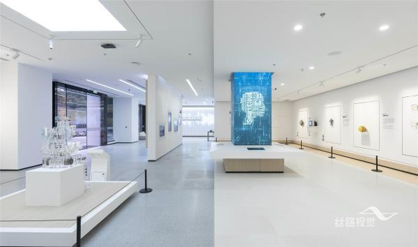 丝路视觉出品,走进深圳人工智能与机器人研究院展厅