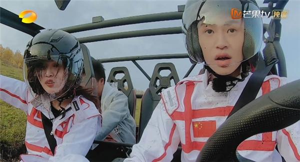 易车《新手驾到》第十一期开启草原自驾游模式,明星学员心愿达成