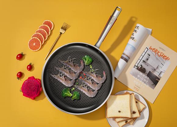 蜂窝技术打响品牌实力,康巴赫开启理想厨房生活