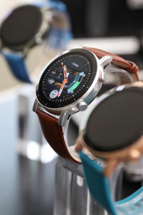 OYV Watch发布:让智能手表时髦起来