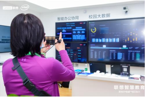 第78届中国教育装备展示会圆满落幕 联想展位精彩回顾