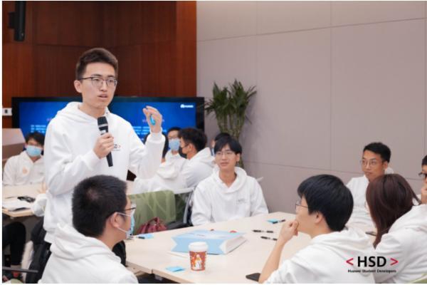 华为HSD HarmonyOS校园开发者系列活动武汉站圆满收官