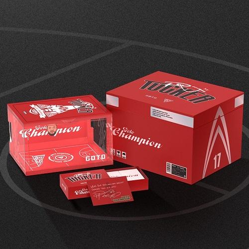 GOTO联合NBA鞋王塔克 推出「鞋王」限定鞋盒套装 即将开售