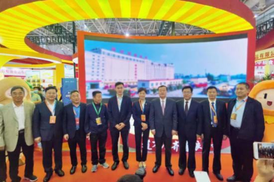 中国粮食交易大会引燃齐鲁粮油公共品牌讨论热点