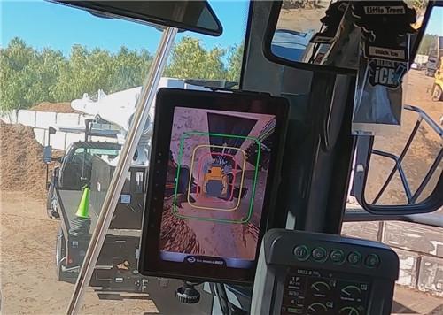 案例:全景系统赋能重型车辆,显著提升驾驶安全