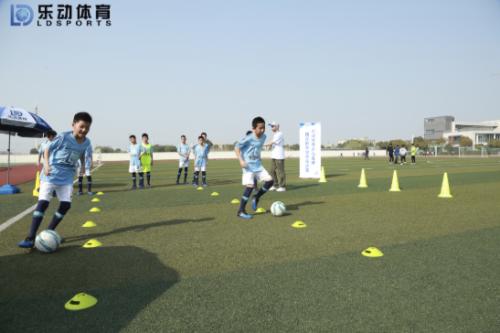 乐动体育训练日常,加强体育释放新需求