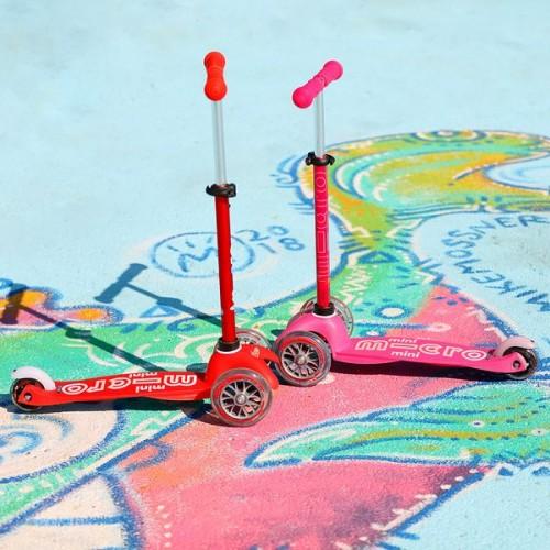 选m-cro迈古滑板车,到底迷你还是迷嬉?看完这个你就懂了