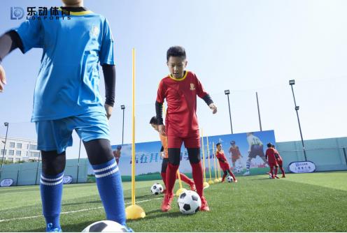 完善足球青训,乐动体育为中国体育加码