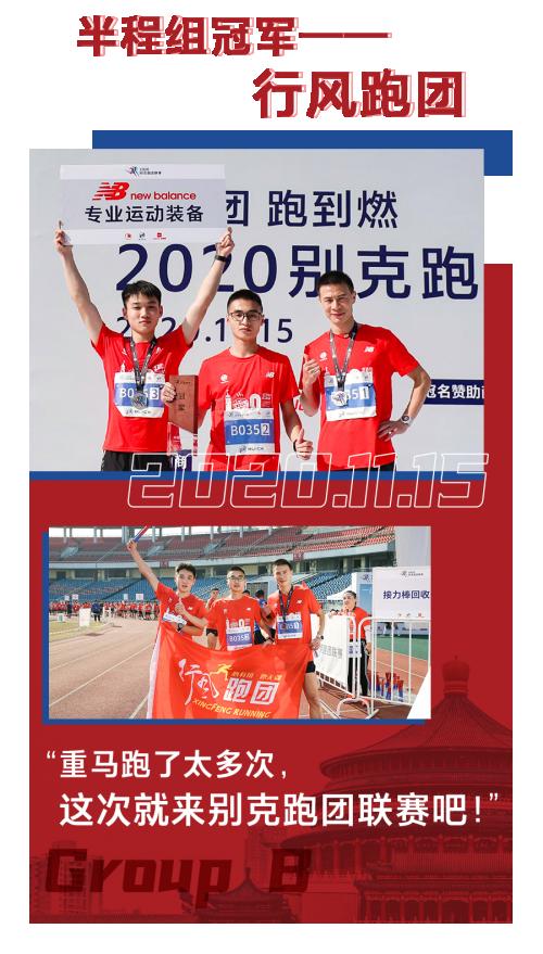 这两支跑团是商量好的吗?差点承包重庆站竞技组奖杯!