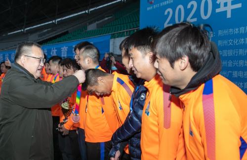 2020年荆州市足球锦标赛圆满闭幕