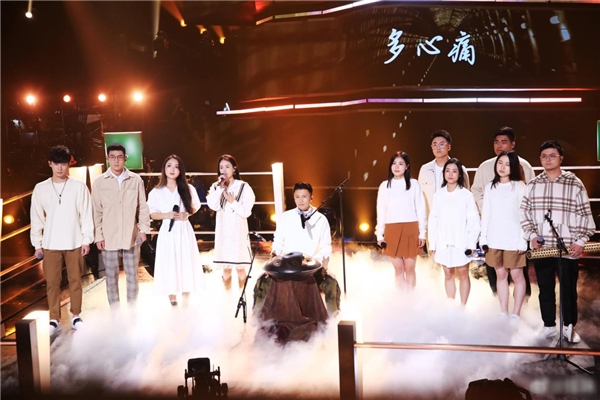 《中国好声音》9强决出 李健战队学员单依纯再登顶酷狗专区