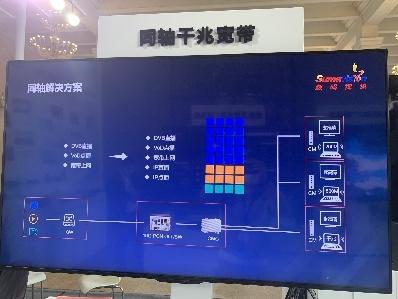 数码视讯携5G+8K等众多黑科技精彩亮相中国国际视听大会