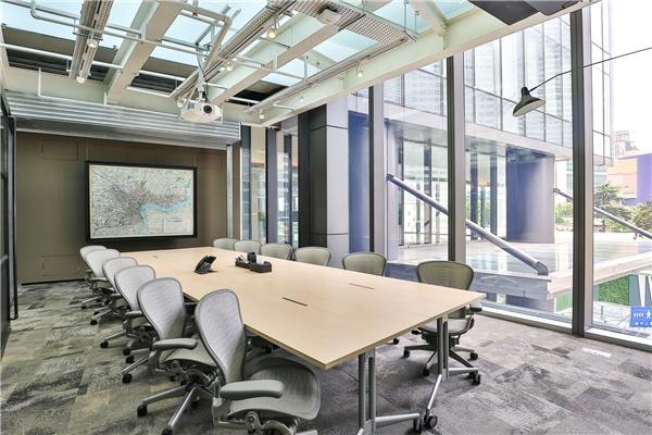 TEC上海灵活办公空间,办公室租赁新业态