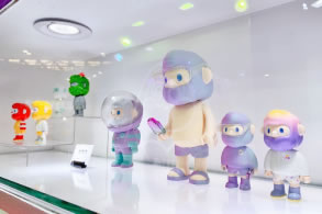 寻找独角兽亮相STS上海国际潮流玩具展,打造潮玩IP矩阵