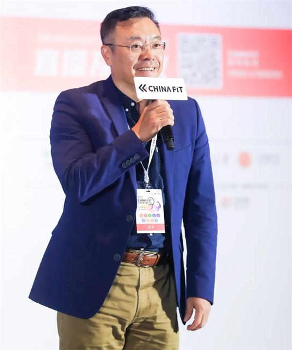 奥力来中国携高端品牌亮相ChinaFit 助力大健康时代