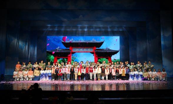 舞台剧《江姐在川大》首轮社会公演圆满结束