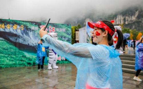 """官方发布丨2020中国山马越野系列赛-""""富文路桥杯""""重庆黔江站圆满举行"""