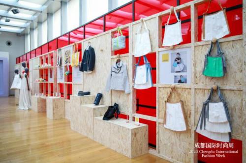 2020成都国际时尚周丨可持续时尚设计展,为创意注入生命!