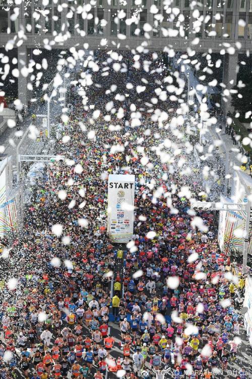 悦跑圈携手东京马拉松组委会 成为官方线上马唯一商务合作方