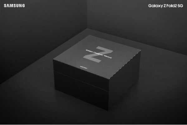 Mission Z开启!张天爱代号Lady Z,揭秘三星 Z Fold2 5G限量礼盒