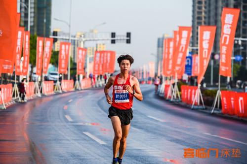 管油胜、杨乐双双问鼎冠军!喜临门成2020绍兴马拉松最大赢家