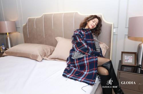 慕思歌蒂娅携手乘风破浪的姐姐袁咏琳,相约长春分享睡眠美学