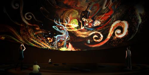 让文化碰撞、交融与创新 2020TGC腾讯数字文创节系列主题展览倒计时