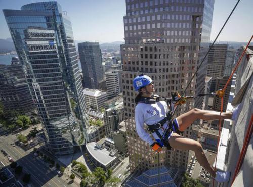 史无前例丨珠澳最高双塔,即将开启垂直极限竞速攀爬挑战赛