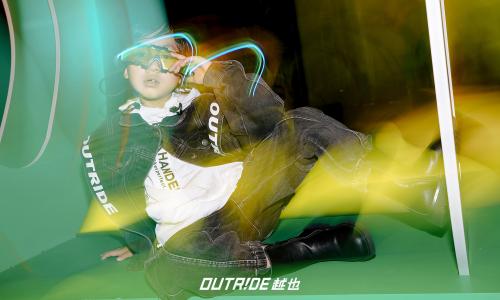 Outride越也服装×《哪吒重生》联名新品发布会重磅来袭 展现品牌化新战略