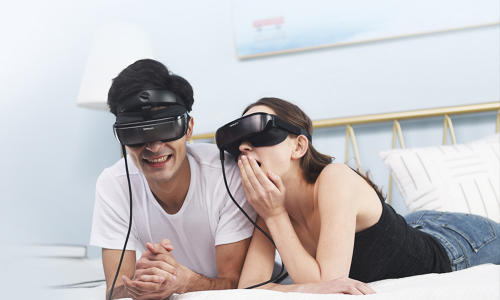 诺基亚携手LUCI打造5G VR诺基亚贝尔影院亮相2020中国移动全球合作伙伴大会
