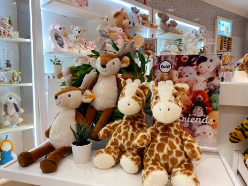 Steiff史戴芙入驻北京嘉里中心 演绎毛绒玩偶的美好与纯真