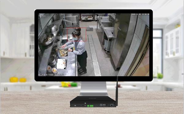 亚略特明厨亮灶解决方案发布,AI行为识别赋能食品安全监管