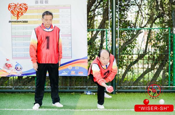 上海市2020高智尔球阳光交流赛圆满落幕