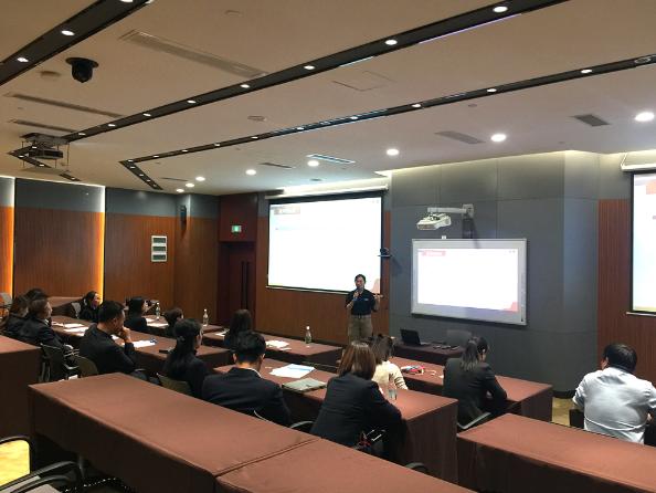 KDC知行华夏为民生银行昆明分行做幸福力提升培训