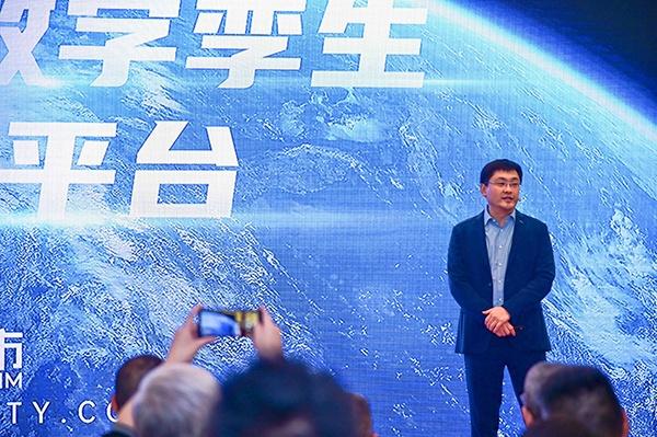 光辉城市发布数字孪生新品 赋能行业共建智慧城市