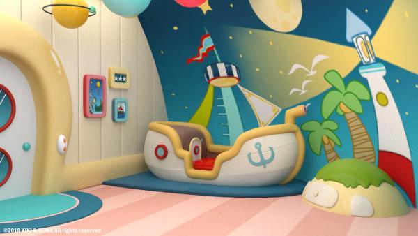 奥拉动漫和羚邦集团携手呈献 幼儿科普动画《奇奇和努娜》定档 11月6日央视少儿首播!