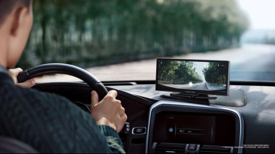 华为智选 车载智慧屏--让智慧随车到家